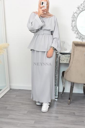 Ensemble tunique jupe mastour modest