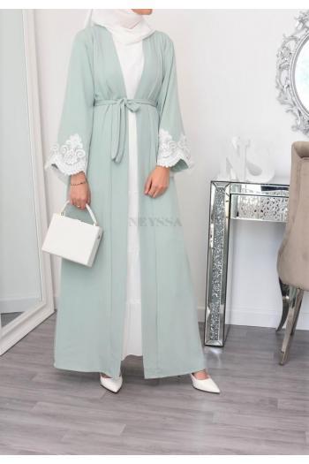 islamic Kimono modest fashion