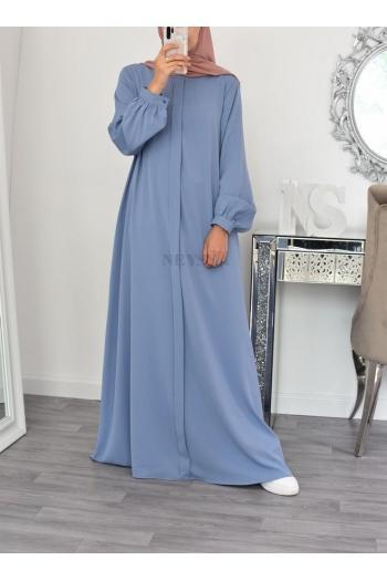 Abaya longue pas cher haut de gamme
