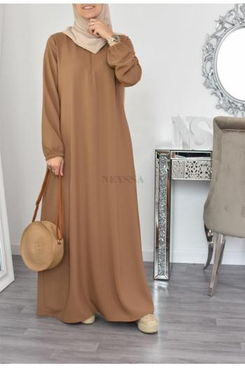 long Abaya dress Dulux