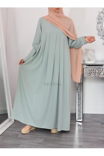 Robe Abaya modeste pour jilbab