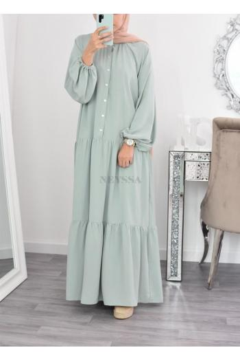 Flared Sania dress