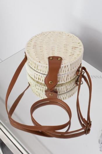 Louisa Raffia bag