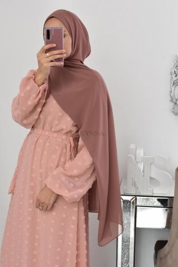 maxi hijab mousseline pas cher