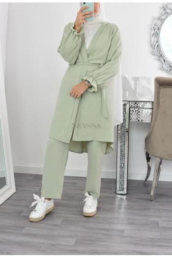 Ensemble Modest fashion été