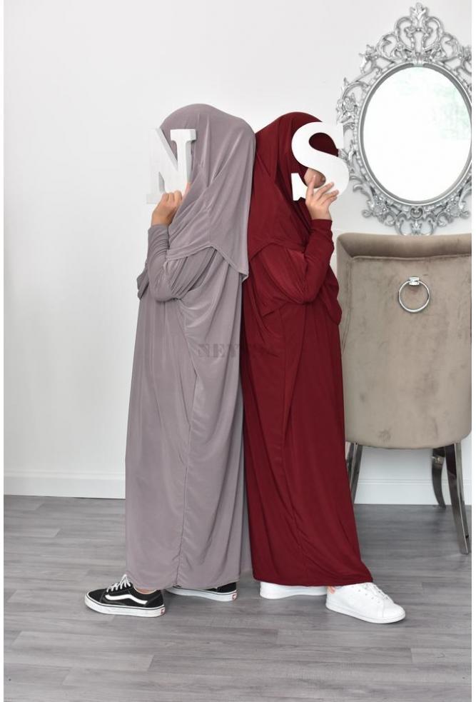 fast abaya combo prayer