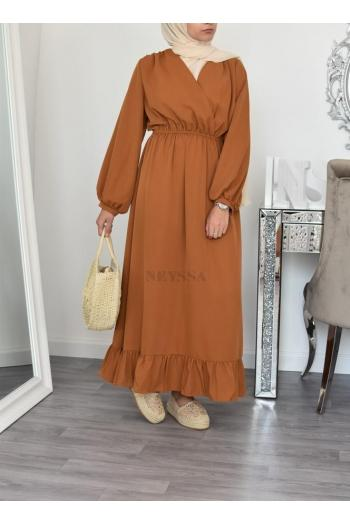 Robe cache coeur Nuriya