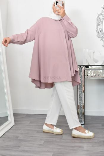 Tunic oversize modest fashion