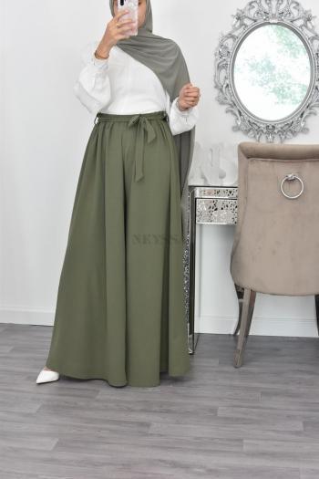 maxi skirt islamic modest skirt