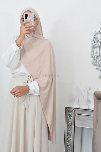Maxi hijab Mayçoune Jersey