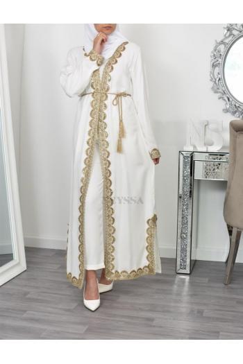Kimono long eid aïd oas cher