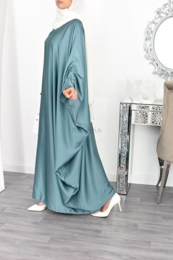 Abaya Farasha Glam Satinée