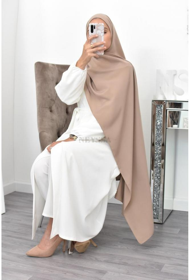 Acheter hijab soie de Médine pas cher