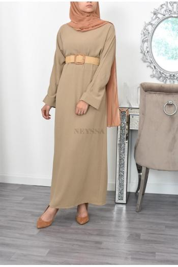 Flared Abaya dress Izdihâr