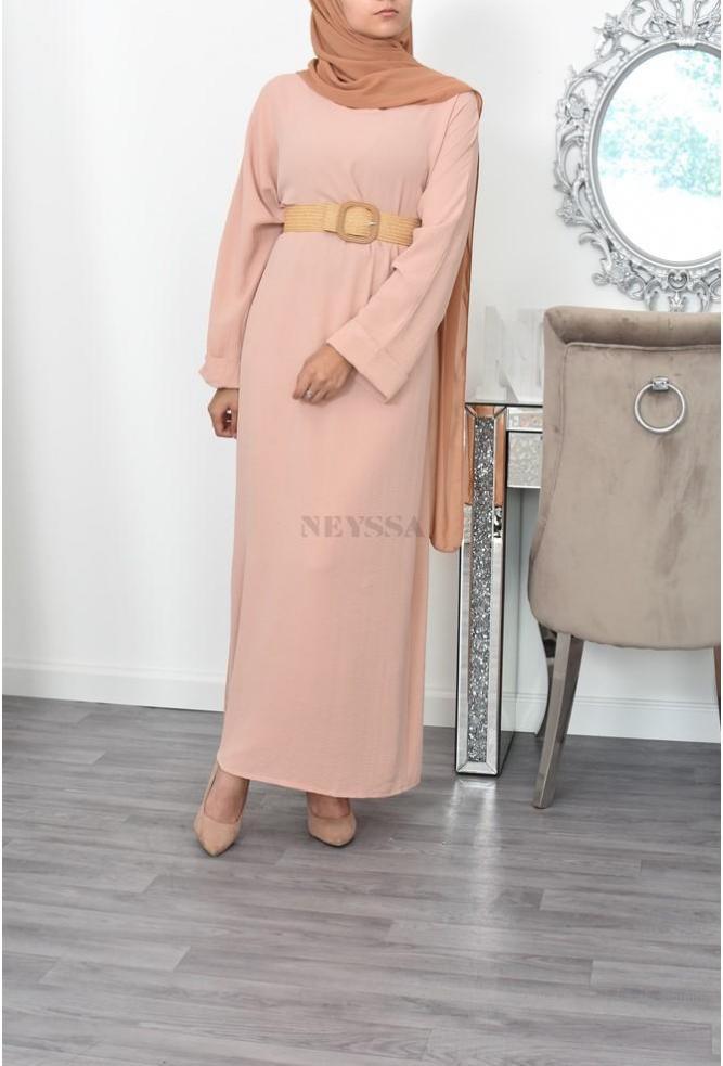 Flared Abaya dress Izdihâr