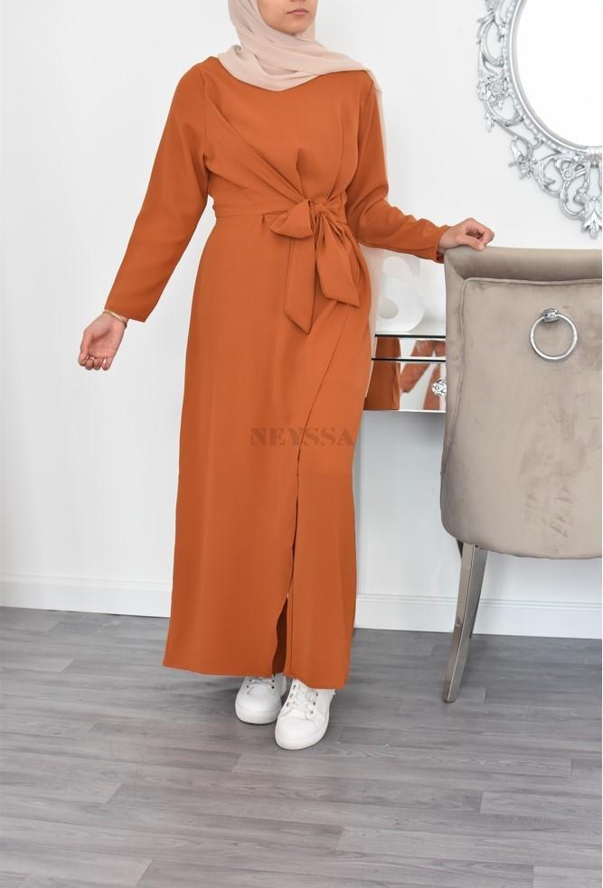 Combinaison modest fashion