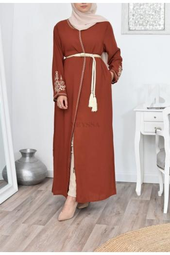 Robe abaya inspiration jellaba