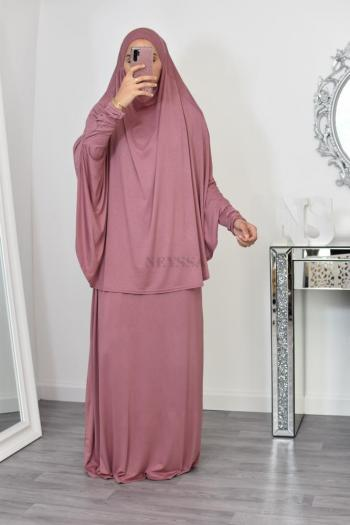 V2 hijab prayer dress included