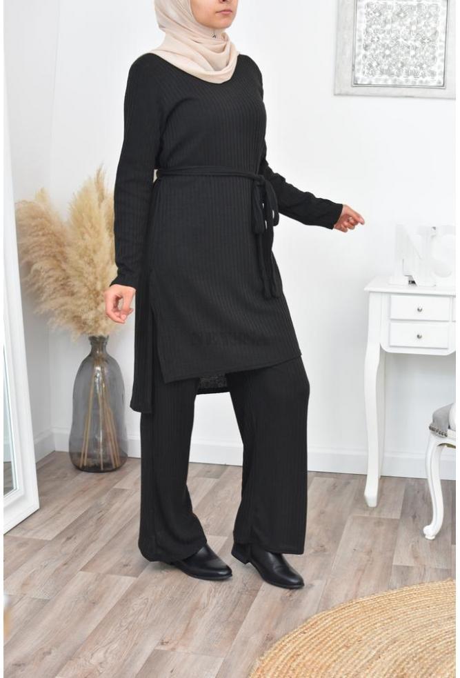 islamic modest suit set
