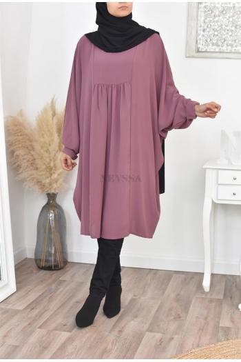 Tunique grande taille hijab