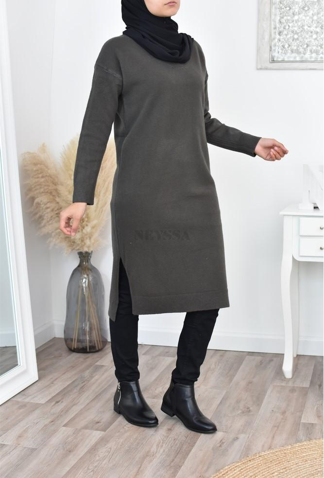 Oversize sweater islamic store