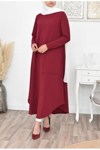 Extra long tunic for Muslim women