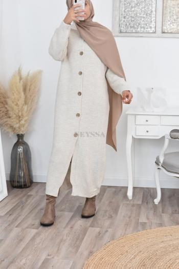 Long cardigan Reyhana