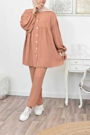 Set modest fashion hijabers