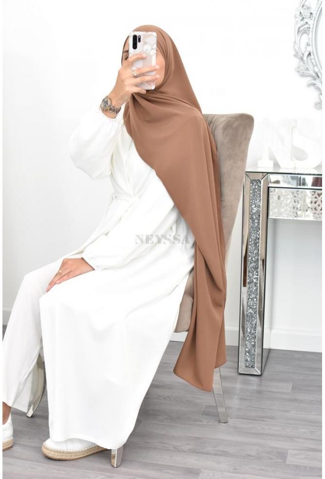 acheter hijab soie de Médine pas cher Neyssa