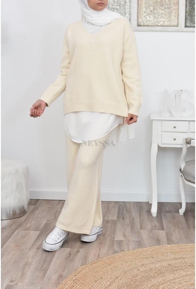 Neylia winter suit set