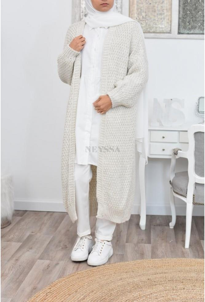 maxi cardigan wool winter Automn