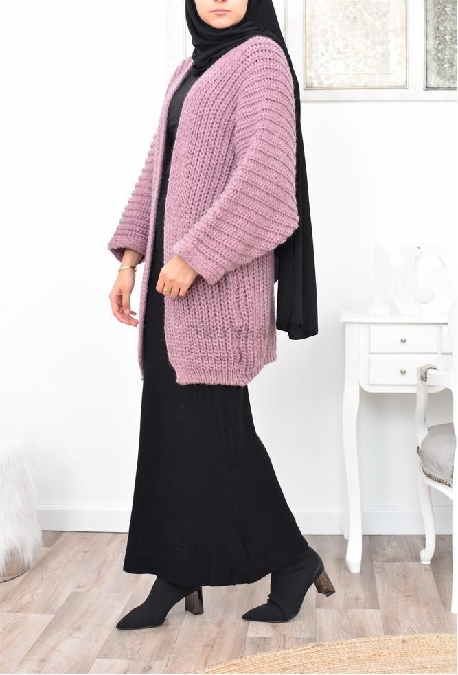Cardigan Oversize hijabi store