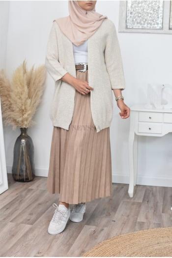 Cardigan ample laine pas cher