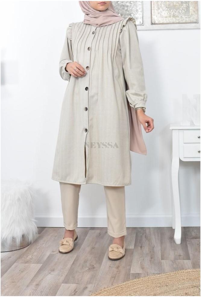 Dress wool Kyara