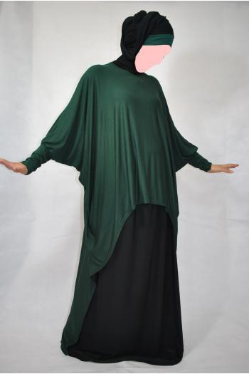 Abaya tunique Nour'hane