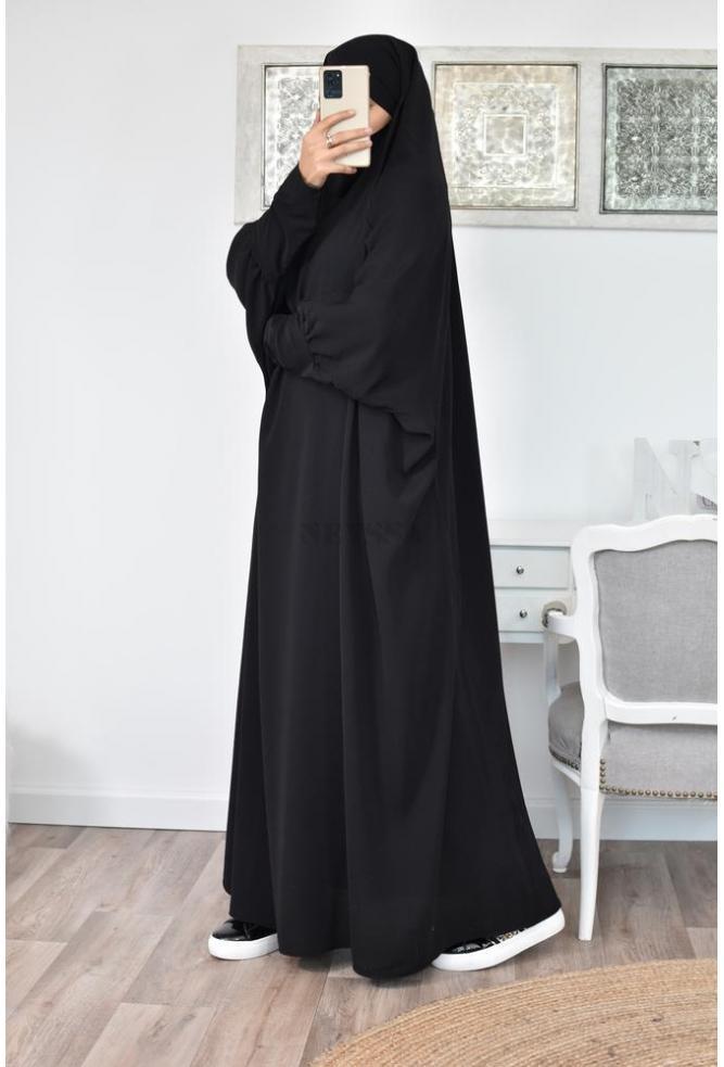 Jilbab 1 pièce Djamila