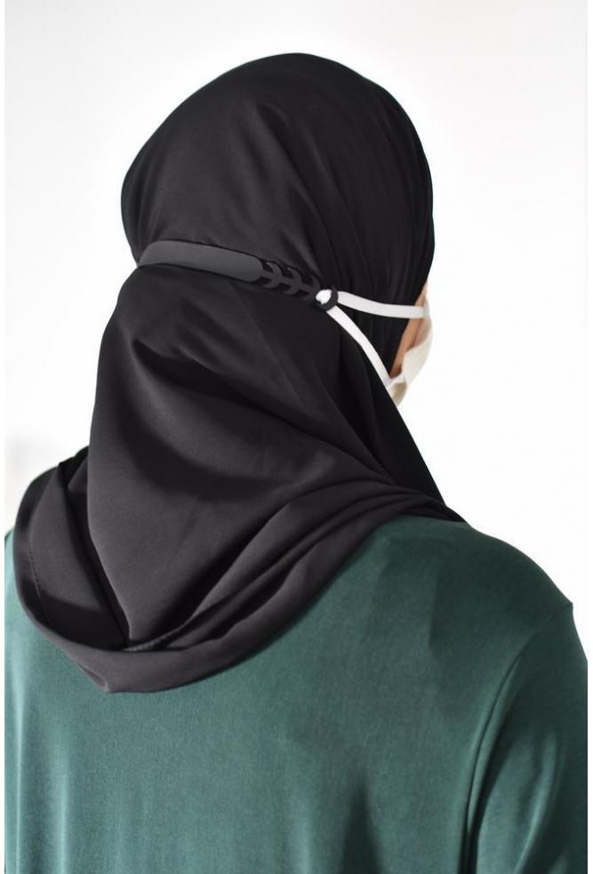 1 attache masque extention pour hijab