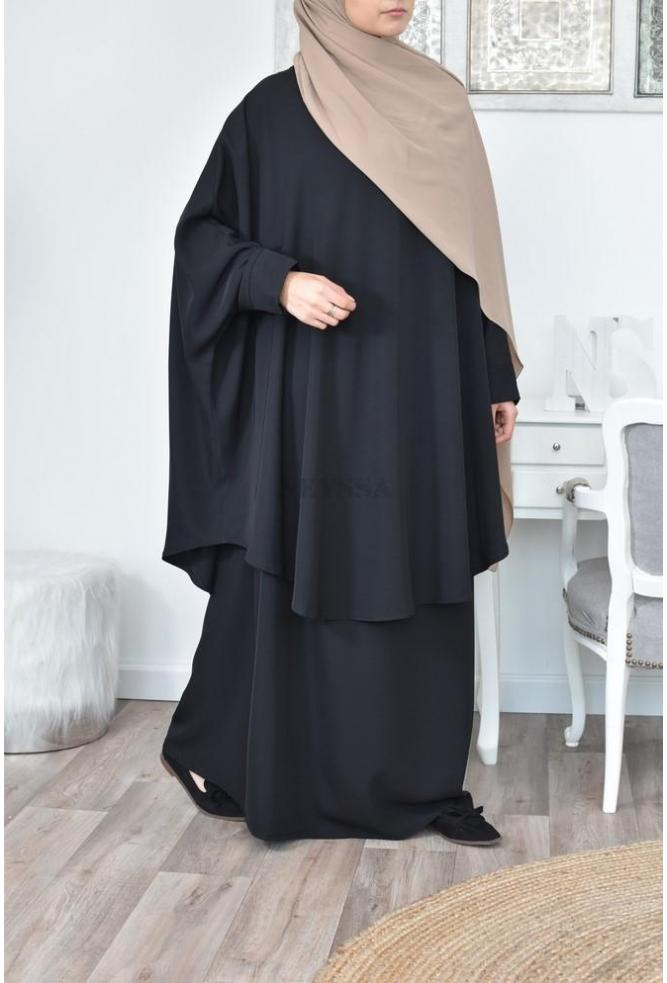 jilbab co-cord suit set