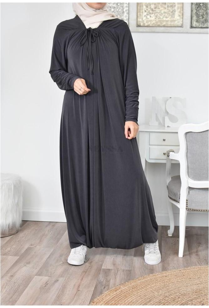 Robe sarouel femme musulmane
