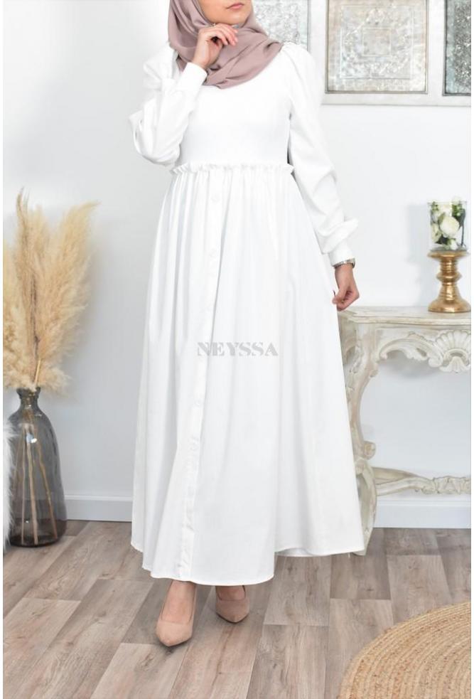 Long dress hijab fashion