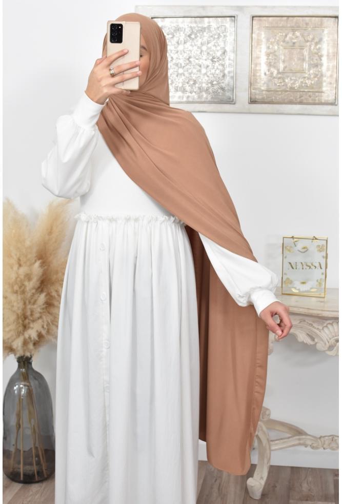 maxi hijab en jersey XXL pas cher