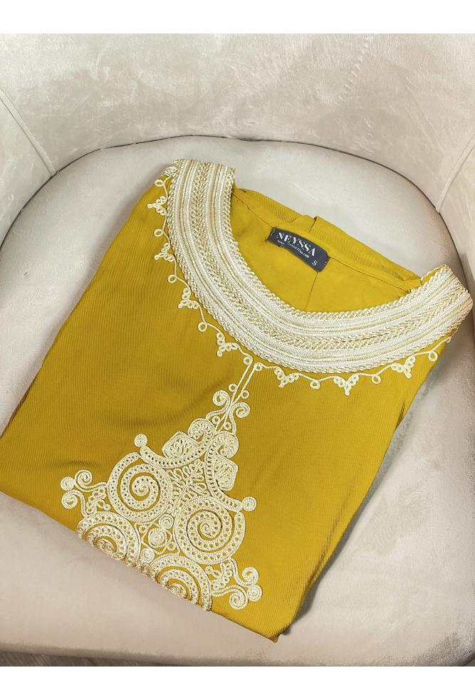 V2 Abaya confort tradition