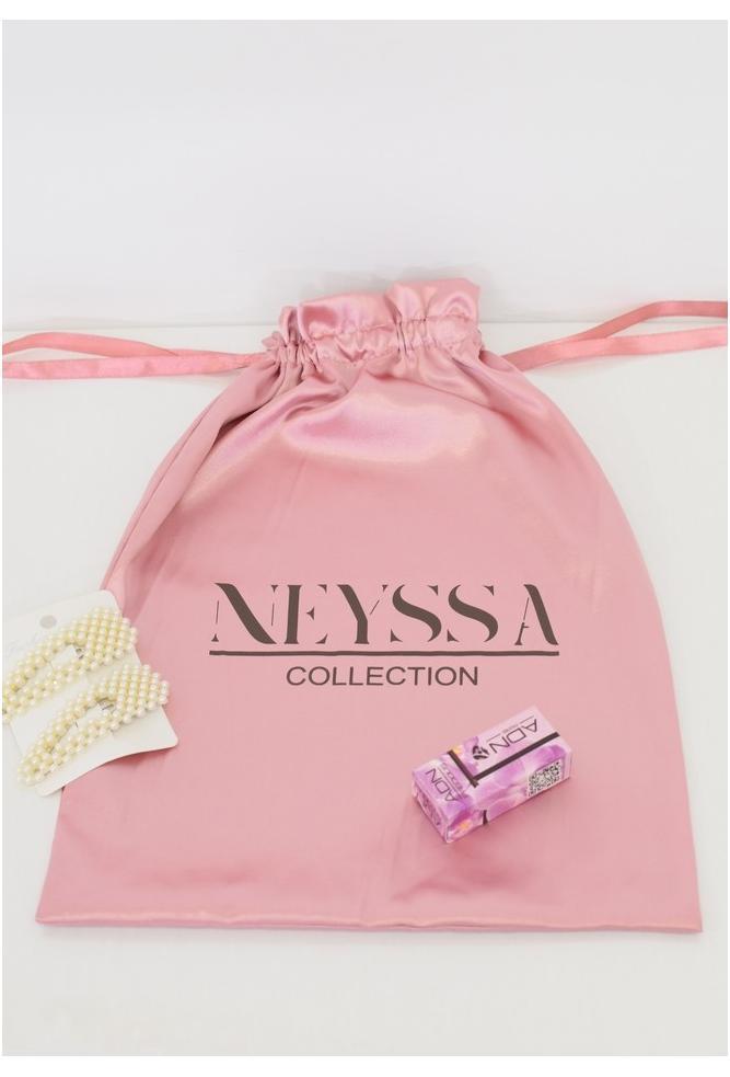 Bag MENTHE FRAISE 5 Silk hijab Blush from Medina