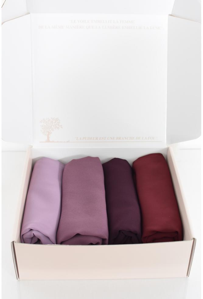 hijab box hijabs Silk from Medina to offer cheap