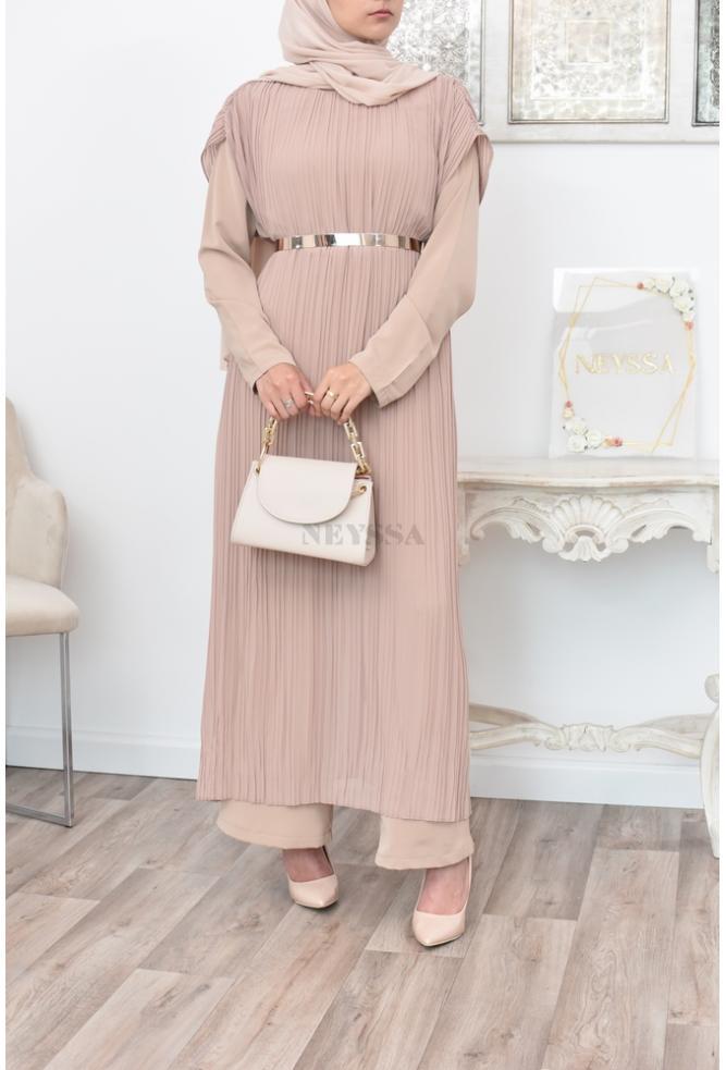 Combinaison Cape une magnifique tenue originale pour femme voilée