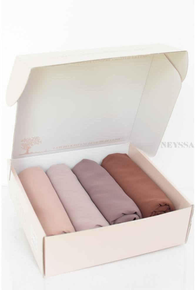 Hijab box as a perfect gift for a veiled woman