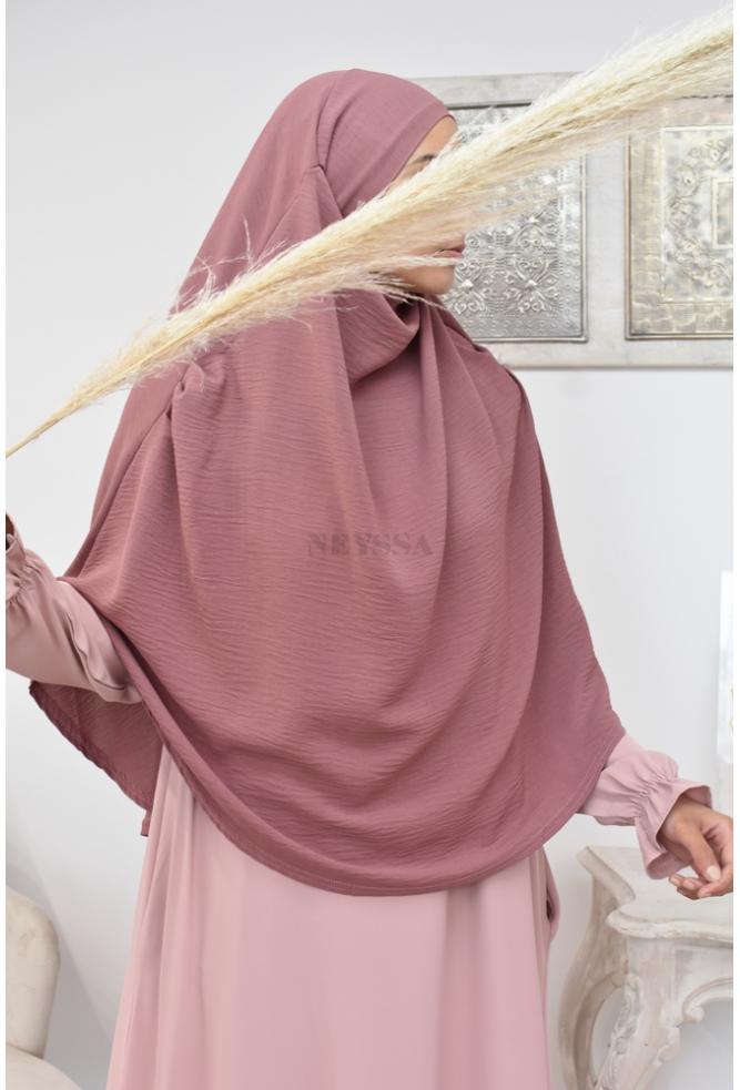 Mini Khimar à nouer façon jilbab