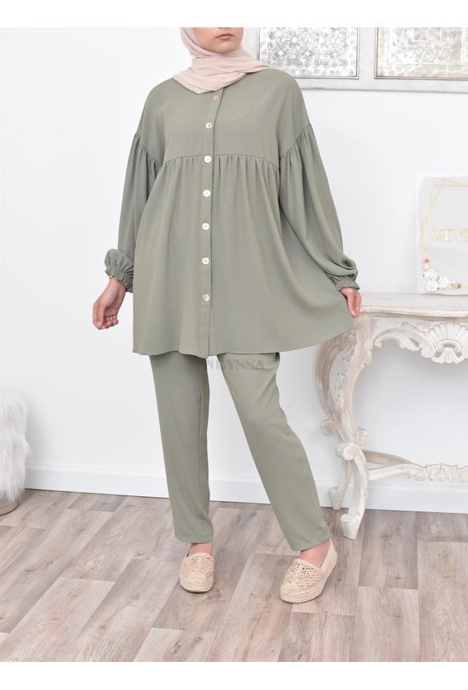 Muslim fashion modest set