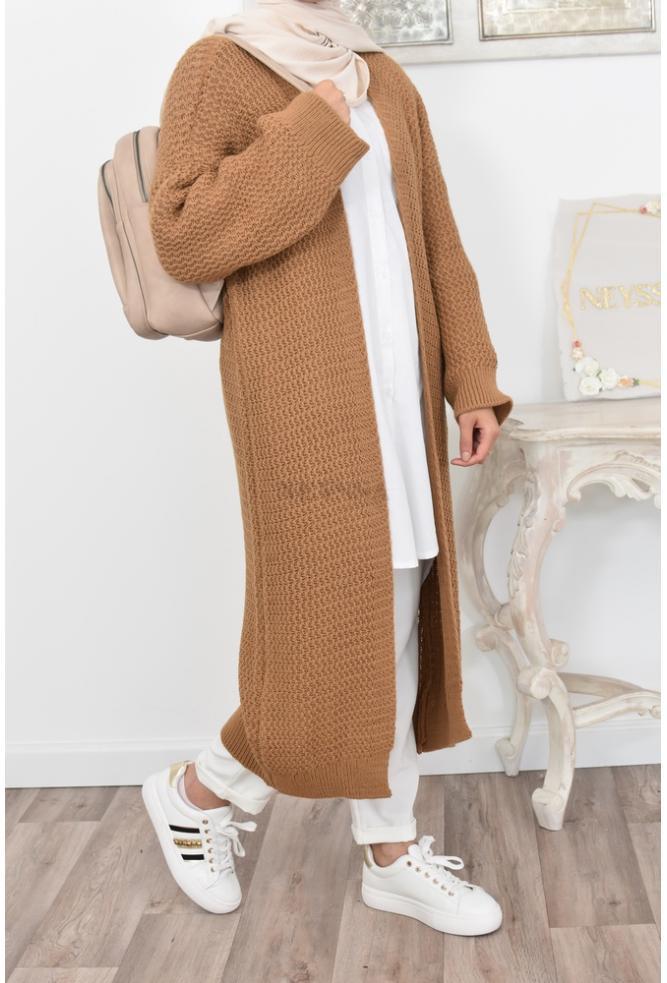 Oversize Winter Cardigan