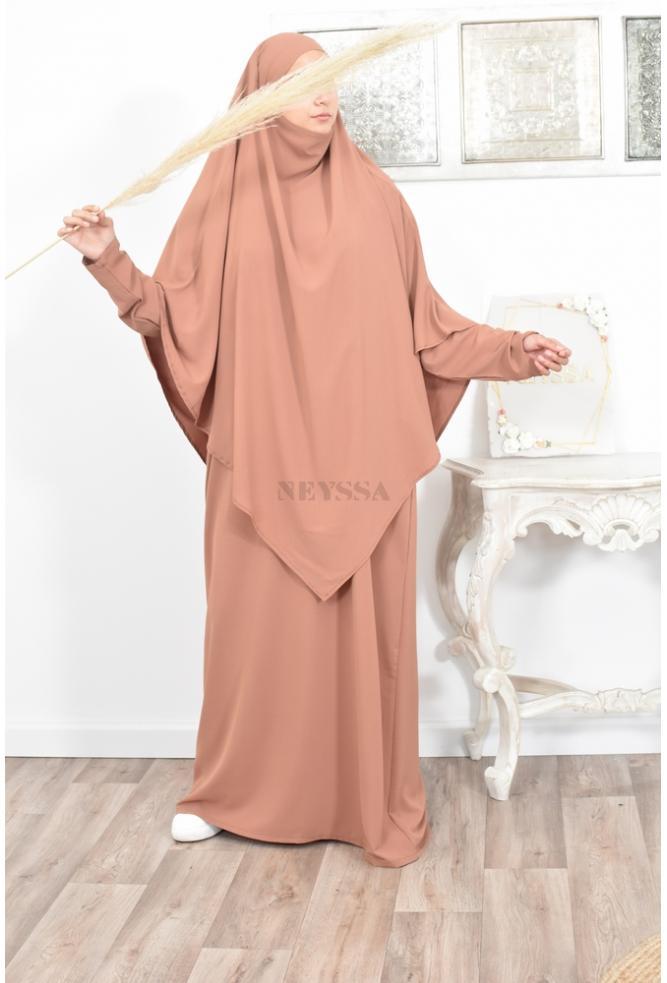 NADAH integrated hijab woman prayer outfit